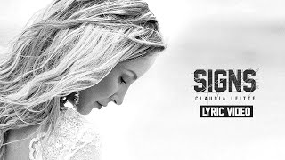 Signs - Claudia Leitte (lyric video) | GRCL