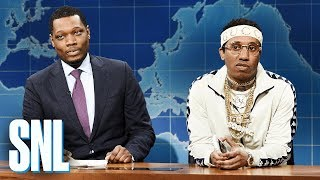 Weekend Update: Soulja Boy on the Government Shutdown - SNL