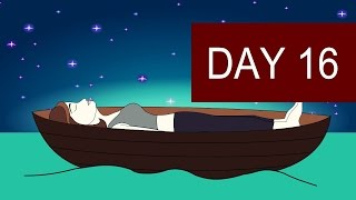 Guided Sleep Meditation and Hypnosis for Insomnia - Fall Asleep Fast - Day 16