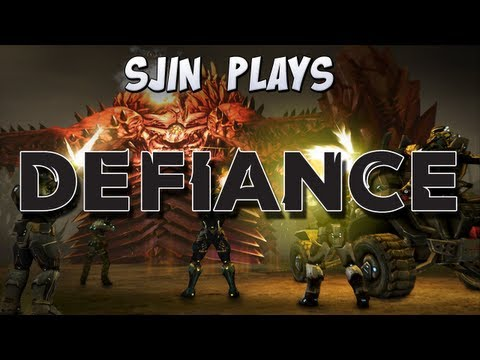 Sjin Plays: Defiance