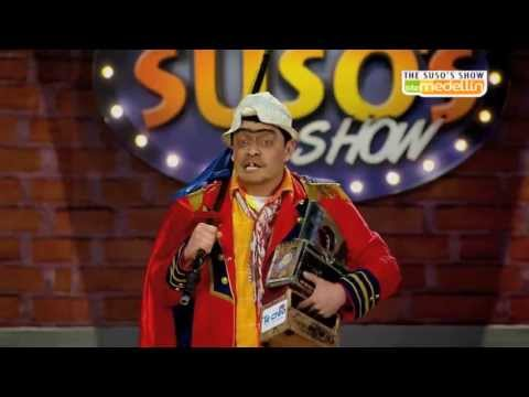 THE SUSO'S SHOW CON ANA LUCÍA DOMÍNGUEZ Cuarta Temporada