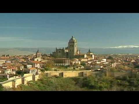 Segovia: Ciudad Patrimonio de la Humanidad