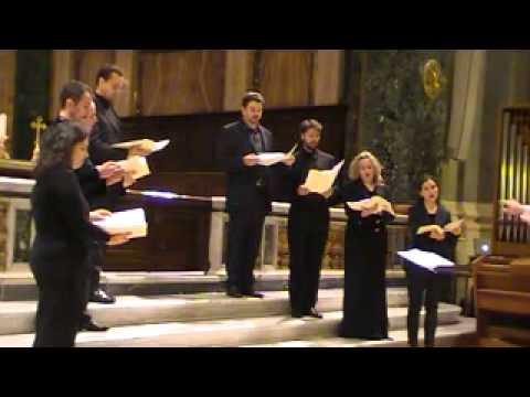 Salve festa dies – Michele Manganelli – Cappella Musicale Fiesole