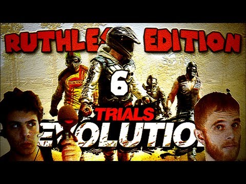 Trials: The Ruthless Edition (Part 6 - Hutch and Chilled)