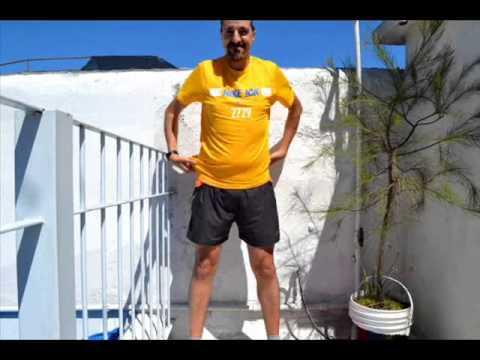 Mis 10 años con los 10k de Nike Montevideo Uruguay - timelapse