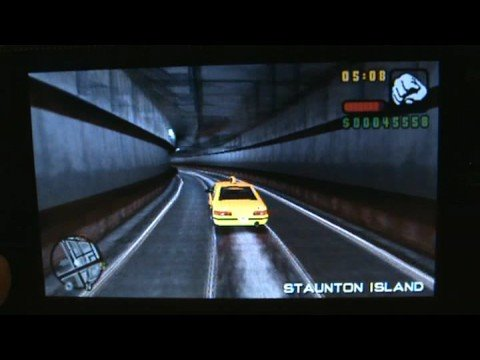 PSP Gameplay: Grand Theft Auto Liberty City Stories