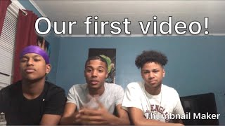 OUR FIRST VIDEO!! (Get to know us)