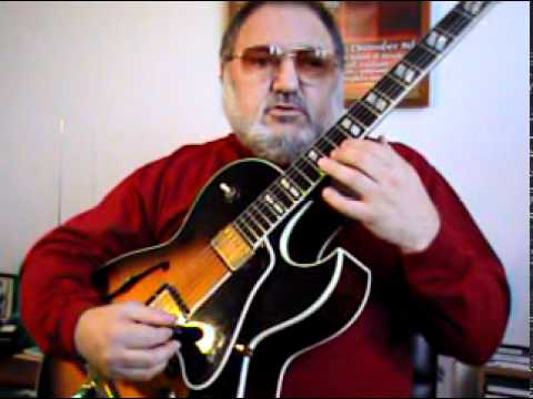 Joe Diorio - Jazz guitar lines