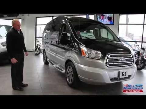 Ford Transit Limousine 2015 Ford Transit Explorer