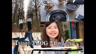 VLOG in Tainan Ep.4|終於喝到牛肉湯啦|Ciao!喀一起小生活