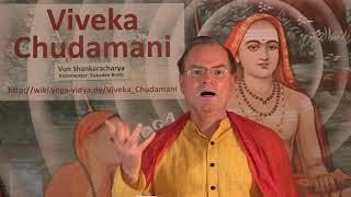 VC472 Durch lösen aller Verhaftungen erreiche die Gottverwirklichung - Viveka Chudamani  Vers.472