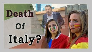 Italy Immigration Problems -  Long Live Italy