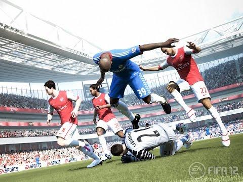 Игры для слабых ПК. № 3 Fifa 12