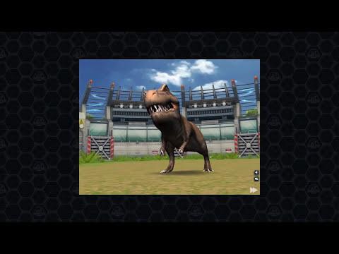 Jurassic Park Builder - Episode 36 - Tyrannosaur Battle