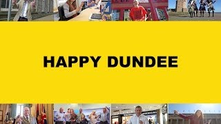 Pharrell Williams - Happy WE ARE FROM DUNDEE, SCOTLAND - Happy Dundee