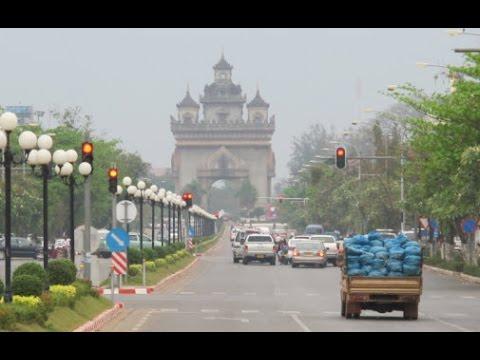 Visit Vientiane Capital Laos PDR