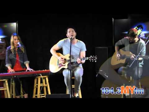 Owl City- good Time Live At 104.3myfm video