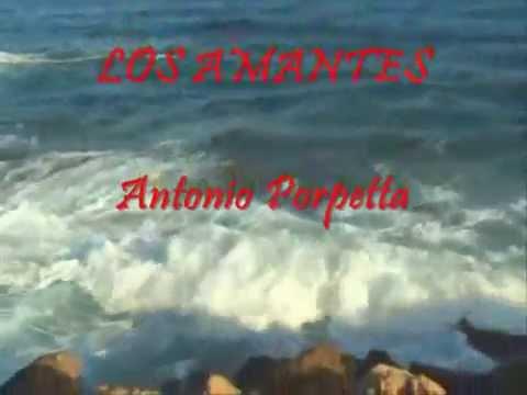 LOS AMANTES. Antonio Porpetta.