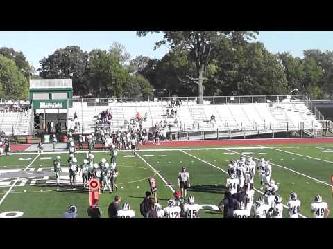 JFK vs New Brunswick  High School JV Football 9-14-15