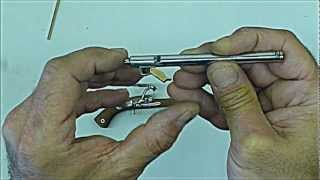 Mini Gun Japanese Matchlock Tanzutsu Very Powerfull.wmv