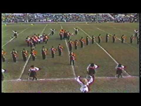 Idabel High School - Ashdown Marching Contest - 10/29/83