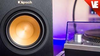 Vinyl Speakers: Klipsch RP-150M Reference