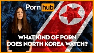 What Kind of Porn Does North Korea Watch?