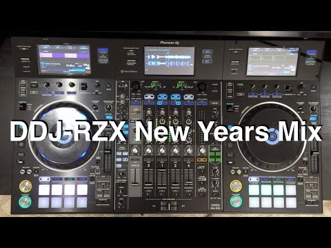 DJ Migz: PIONEER DDJ-RZX / 14 years old / 5 Min Mashup
