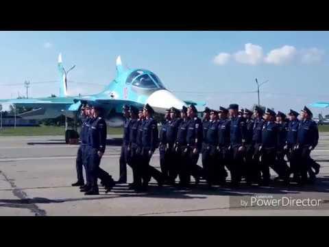 Часть-II Первые Су-34 приземлились на аэродром Шагол.