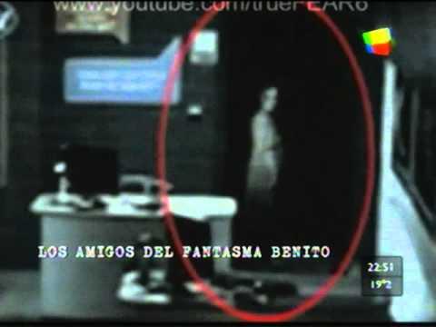 Cámaras de Seguridad - Fantasmas - America TV (Parte 1)