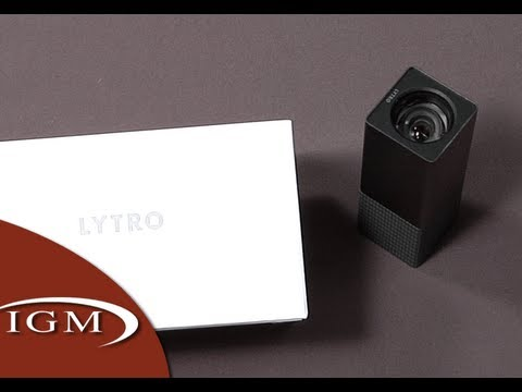 Lytro light field camera is promising, but limited (Review)