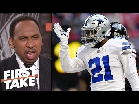 Cowboys don't deserve to be playing on Thanksgiving - Stephen A. | First Take