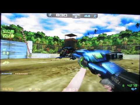 Counter-Strike Online- 隼雷 VS 麥瑪西(災厄之章) Music Videos