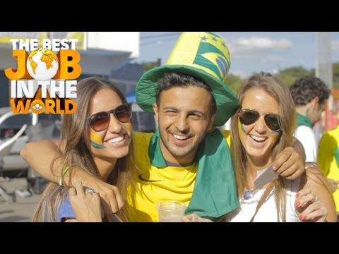 Best Round Up in the World - Brazil, Pato and Girls, Girls, Girls