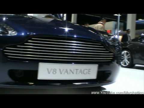 2008 Bologna Motor Show – Estoque, Scuderia Spyder, LP560-4 Spyder, Zonda F ClubSport & More