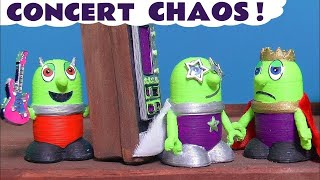 Funny Funlings Rascal Funling Prank toy story for kids with King and Rockstar Funling TT4U