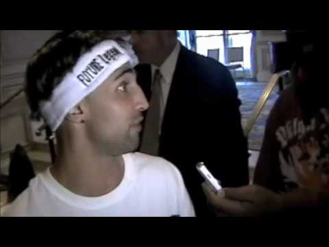 Paulie Malignaggi vs Amir Khan brawl Post Weigh In interview