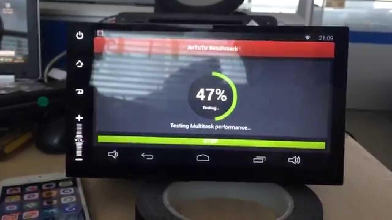 7 2 din radio navi android 4 4 quadcore wifi multi tactil. Black Bedroom Furniture Sets. Home Design Ideas