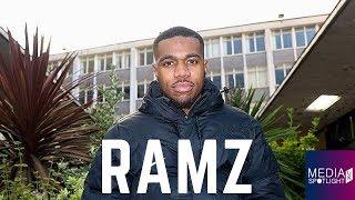 Ramz on the success of 'Barking', Lotto Boyz, 50 Cent & Travis Scott influences: Media Spotlight UK