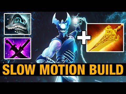 SLOW MOTION BUILD WITH RADIANCE - Draskyl Plays Razor - Dota 2