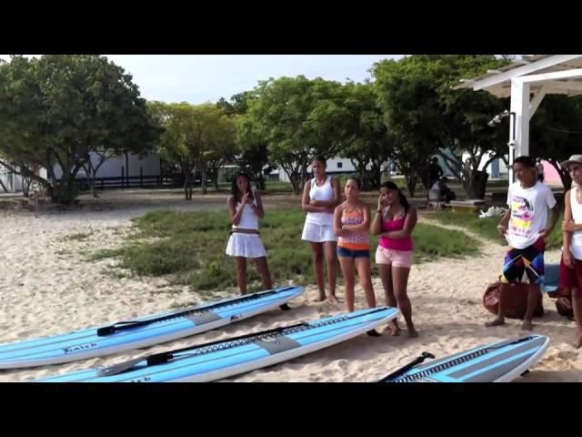 Fundacion DAR / Play Los Roques