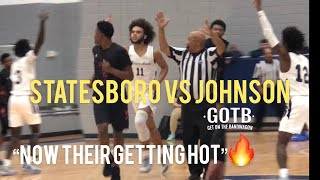 STATESBORO TAKES DOWN JOHNSON- STATESBORO VS JOHNSON
