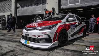 Nurburgring 1 Lap by Toyota Gazoo Racing Team Thailand