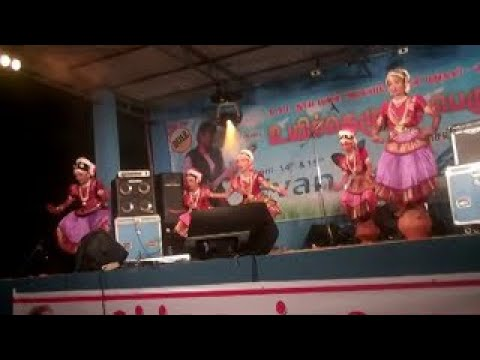 Tamil Christian Bharathanatyam  Video,naattiyathin Jathi Paadi video