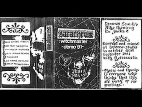 Barathrum - Witchmaster