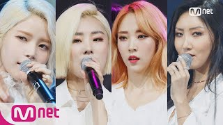[MAMAMOO - Starry Night] KPOP TV Show | M COUNTDOWN 180313 EP.562