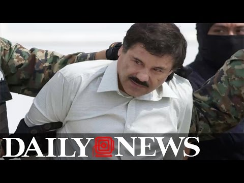 It's a hoax! 'El Chapo' didn't really threaten Islamic State militants