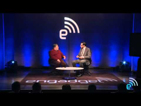 Steve Wozniak (Woz) Engadget interview