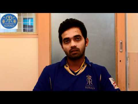 Ajinkya Rahane Interview Part1