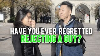 Have You Ever Regretted Rejecting a Guy?